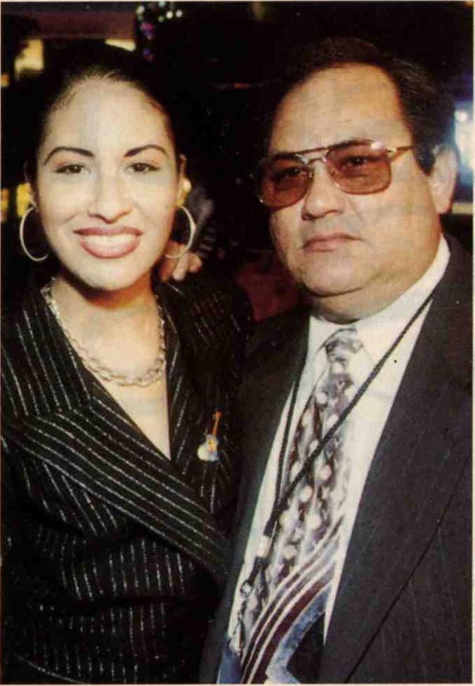 Selena Quintanilla And...